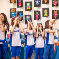 Escola projeto bilíngue