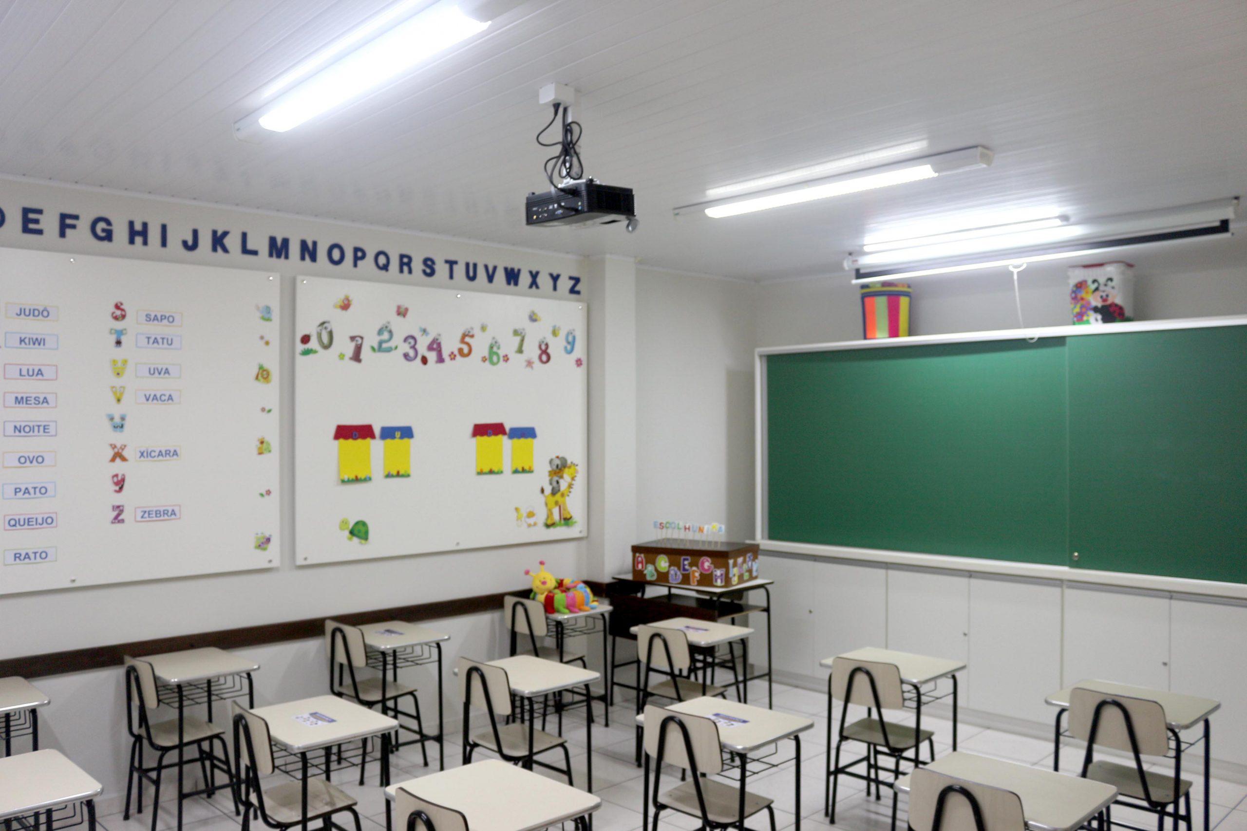 sala infantil escola curitiba